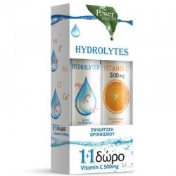 Power Health 1+1 Δώρο Hydrolytes Υδρολύτες &...