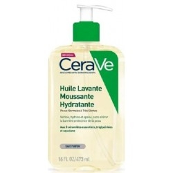 CeraVe Hydrating Foaming Oil Cleanser Λάδι...