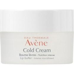 Avene Cold Cream Baume Χειλιών Εντατικής Θρέψης 10ml