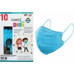 Famex Mask Kids FFP2 NR Παιδική Μάσκα Προστασίας...