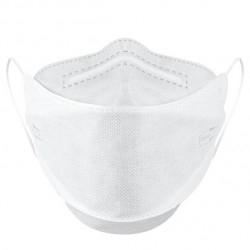 Respilon RespiPro White Μάσκα από Νανοϊόντα,...