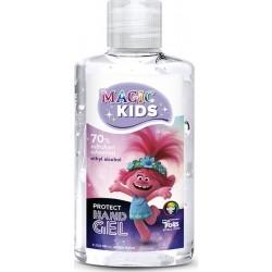 Magic Kids Protect Hand Gel Trolls Αντισηπτικό Τζελ...