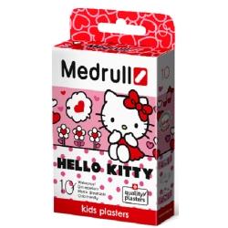 Medrull Hello Kitty Kids Plasters Αδιάβροχα...