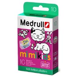 Medrull Mimi Kids Plasters Αδιάβροχα Αυτοκόλλητα...
