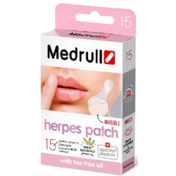 Medrull Herpes Patch Επιθέματα για τον Επιχείλιο...