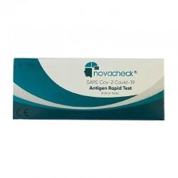 Novacheck Sars Cov-2 Antigen Rapid Test Συσκευή...