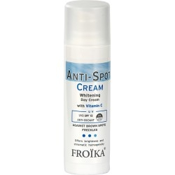 Froika Anti Spot SPF15 Λευκαντική Κρέμα Ημέρας 30ml