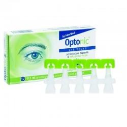 Intermed Optonic Οφθαλμικές Σταγόνες με Υαλουρονικό...