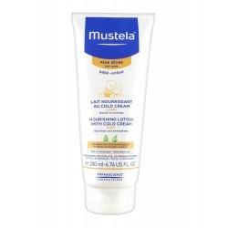 Mustela Nourishing Lotion with Cold Cream Βρεφικό...