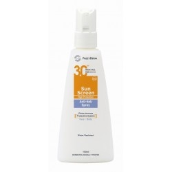 FrezyDerm Sun Screen Anti-Seb Spray SPF 30...