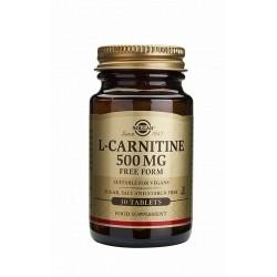 Solgar L-Carnitine Συμπλήρωμα Διατροφής με Καρνιτίνη...