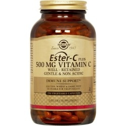 Solgar Ester-C Plus 500mg Βιταμίνη C σε Μη Όξινη...