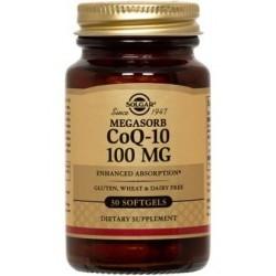 Solgar Vegetarian CoQ-10 Συνένζυμο Q10 100mg 30Gels