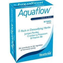 Health Aid Aquaflow Φυτικό Διουρητικό 60Tabs