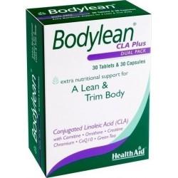 Health Aid Bodylean CLA Plus Διπλή Σύνθεση για Λεπτό...