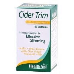 Health Aid Cider Trim Συμπλήρωμα Αδυνατίσματος με...