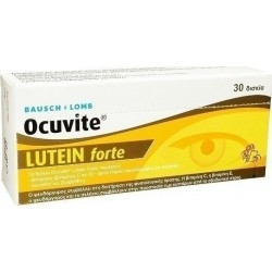 Bausch & Lomb Ocuvite Lutein Forte Προστασία...