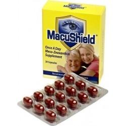 Macushield Eye Health Supplement Προστασία Οφθαλμών...