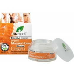 Dr.Organic Manuka Honey Resque Cream Κρέμα Διάσωσης...