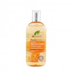 Dr.Organic Manuka Honey Shampoo Σαμπουάν με...