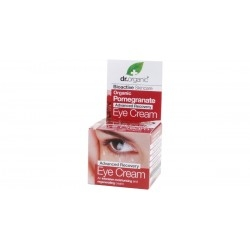 Dr.Organic Pomegranate Eye Cream Κρέμα Ματιών με...