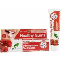 Dr.Organic Pomegranate Toothpaste Οδοντόκρεμα με...