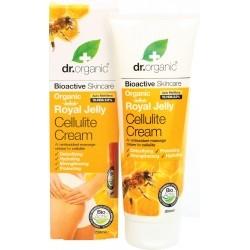Dr.Organic Royal Jelly Cellulite Cream Κρέμα Κατά...