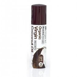 Dr.Organic Virgin Coconut Oil Lip Care Stick SPF15...