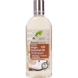 Dr.Organic Virgin Coconut Oil Shampoo Σαμπουάν με...