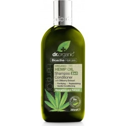 Dr.Organic Hemp Oil Σαμπουάν & Μαλακτική Κρέμα...