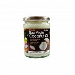 Optima Organic Raw Virgin Coconut Oil Βιολογικό...