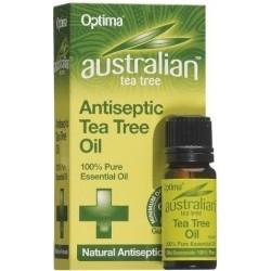 Optima Antiseptic Tea Tree Oil Αντισηπτικό Αιθέριο...