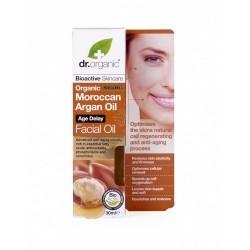 Dr.Organic Moroccan Argan Facial Oil Φόρμουλα...