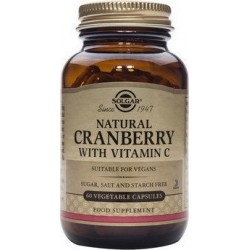 Solgar Cranberry Extract with Vitamin C Προστασία...