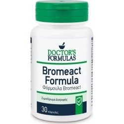 Doctor's Formulas Bromeact Αντιφλεγμονώδης...