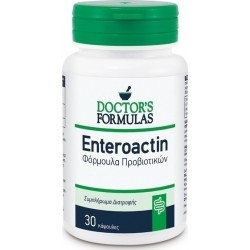 Doctor's Formulas Enteroactin 400mg Φόρμουλα...