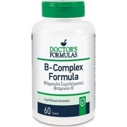 Doctor's Formulas B-Complex Formula Σύμπλεγμα...