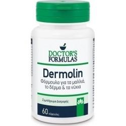 Doctor's Formulas Dermolin Φόρμουλα για Μαλλιά,...