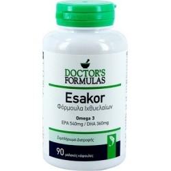 Doctor's Formulas Esakor Φόρμουλα Ιχθυελαίων...