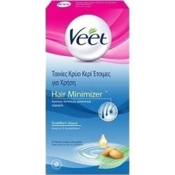 Veet Hair Minimizer Ταινίες Αποτρίχωσης Για...