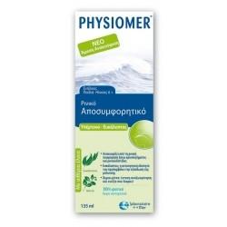 Physiomer Hypertonic Υπέρτονο Θαλασσινό Διάλυμα με...
