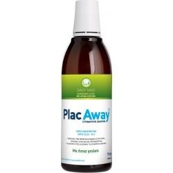 PlacAway Daily Care Mild Ήπιο Στοματικό Διάλυμα 500ml