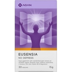 Agan Eusensia No Depress 30Veg. Caps