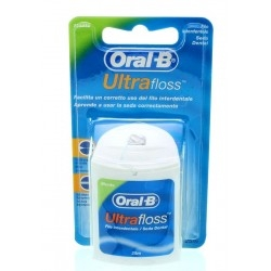 Oral-B Ultra Floss Οδοντικό Νήμα με Άρωμα Μέντα 25m