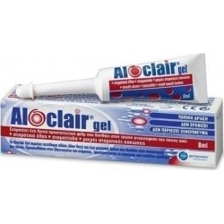 Aloclair Plus Gel Τζελ για Άφθες 8ml