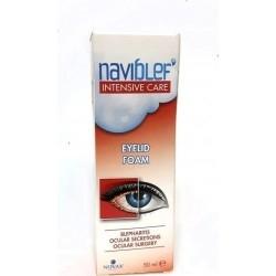 Naviblef Intensive Care Αφρός Καθαρισμού για τα...