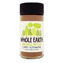 Whole Earth Organic No Caf Coffee Alternative