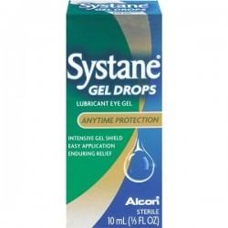 Systane Gel Drops Λιπαντικό Οφθαλμικό Τζελ 10ml