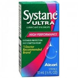 Alcon Systane Ultra Eye Drops Λιπαντικές Οφθαλμικές...