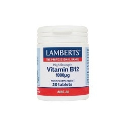 Lamberts Vitamin B12 Συμπλήρωμα Διατροφής Βιταμίνη...